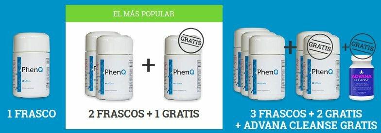 Dónde comprar PhenQ en Espana para obtener el mejor precio y beneficios