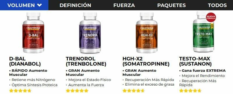 Los mejores productos para esculpir tu cuerpo con productos de alta calidad e ingredientes naturales